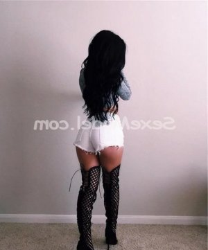 Marie-ambre massage escort