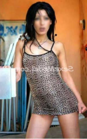 Rhadija escort girl