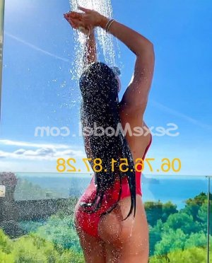 Narjes wannonce escorte girl à Mulhouse