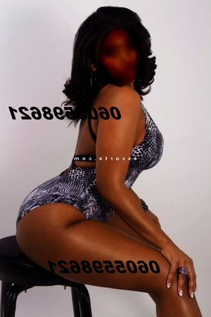 Ana-christina escort girl 6annonce massage à Crosne