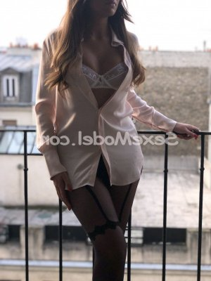 Raisa escort girl à Agen