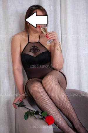 Cherine escorte girl lovesita à Saint-Germain-en-Laye